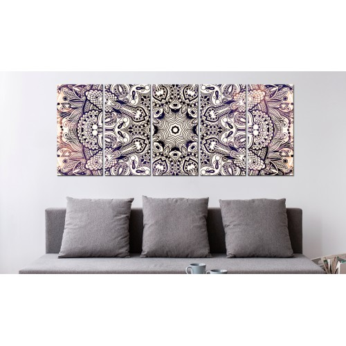 Quadro - Black-white Hypnosis - Quadri e decorazioni