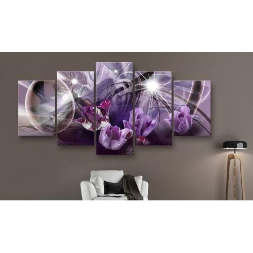 Quadro - Viola dei tulipani - Quadri e decorazioni
