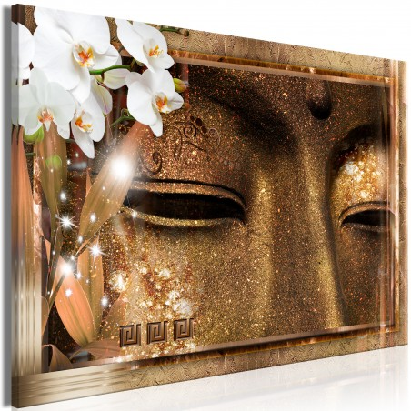 Quadro - Buddha's Eyes (1 Part) Wide - Quadri e decorazioni
