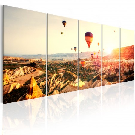 Quadro - Balloon Rides I - Quadri e decorazioni