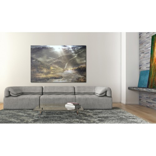 Quadro - The land of mists - Quadri e decorazioni