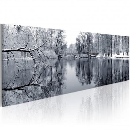 Quadro - paesaggio: inverno - Quadri e decorazioni