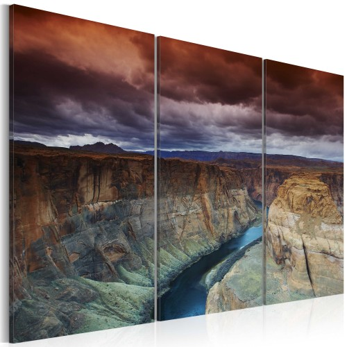 Quadro - Nubi sopra il Grand Canyon - Quadri e decorazioni