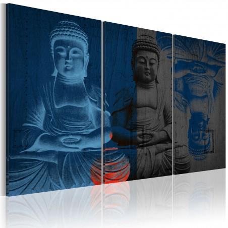 Quadro - Buddha - scultura - Quadri e decorazioni
