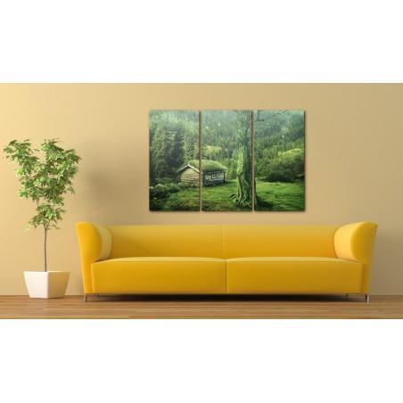 Quadro - Ecosistema forestale - Quadri e decorazioni