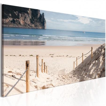 Quadro - Percorso sulla spiaggia - Quadri e decorazioni