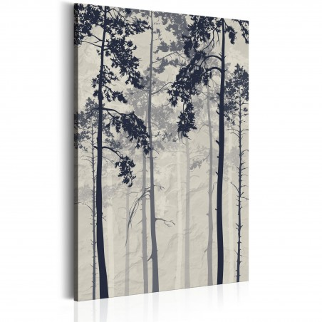 Quadro - Forest In Fog - Quadri e decorazioni