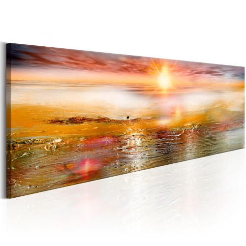 Quadro - Orange Sea - Quadri e decorazioni