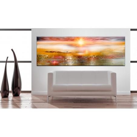 Quadro - Orange Sea - Quadri e decorazioni