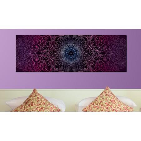 Quadro - Purple Mandala - Quadri e decorazioni