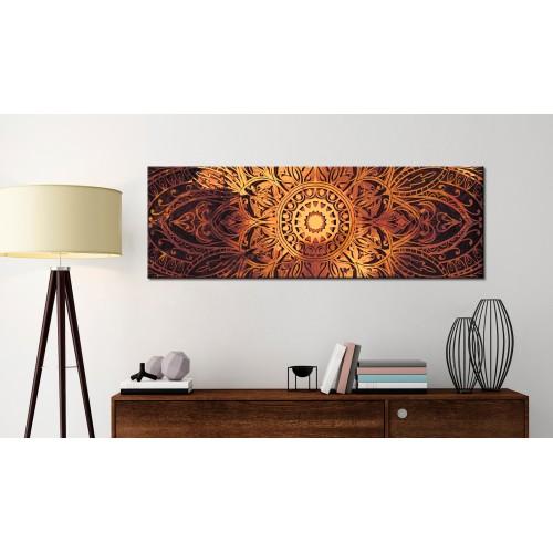 Quadro - Amber Mandala - Quadri e decorazioni