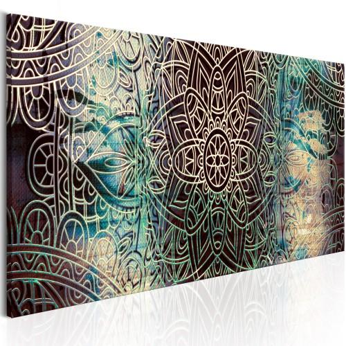 Quadro - Mandala: Knot of Peace - Quadri e decorazioni