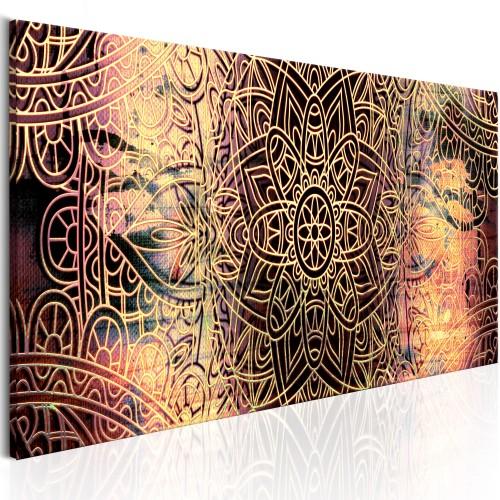 Quadro - Mandala: Sunny Poetry - Quadri e decorazioni