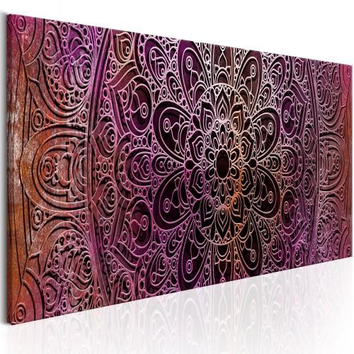 Quadro - Mandala: Amethyst Energy - Quadri e decorazioni
