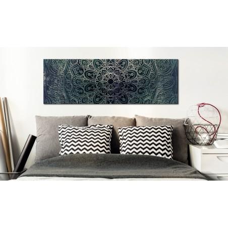 Quadro - Mandala: Malachite Calm - Quadri e decorazioni