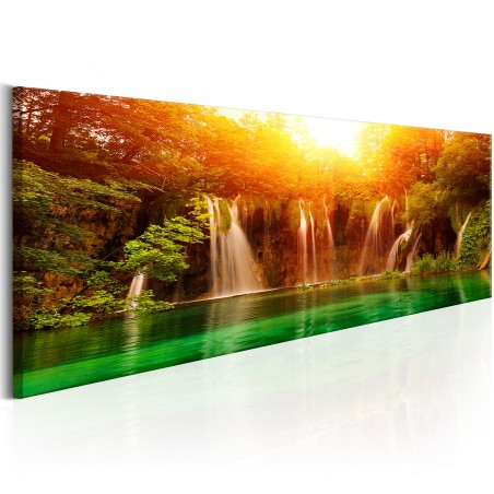 Quadro - Nature: Magnificent Waterfall - Quadri e decorazioni