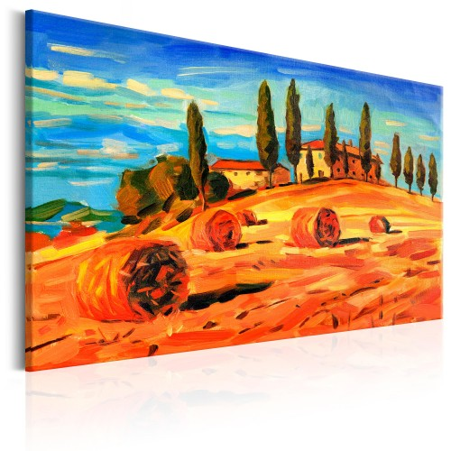 Quadro - August in Tuscany - Quadri e decorazioni