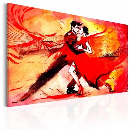 Quadro - Danza sensuale - Quadri e decorazioni