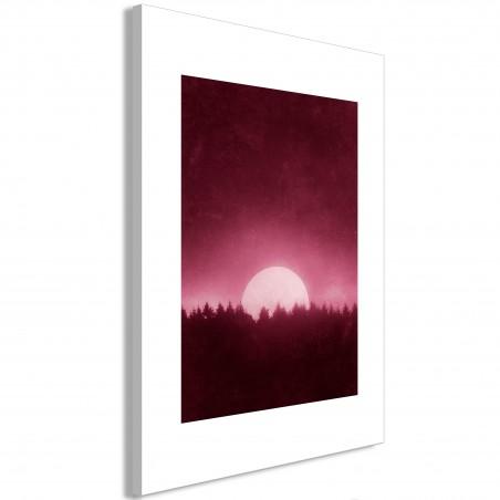 Quadro - Full Moon (1 Part) Vertical - Quadri e decorazioni