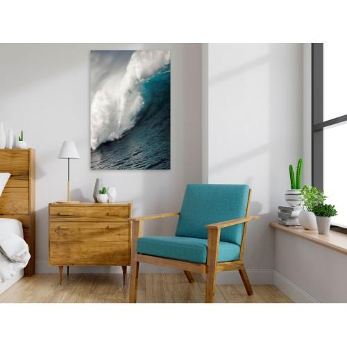 Quadro - Ocean Wave (1 Part) Vertical - Quadri e decorazioni