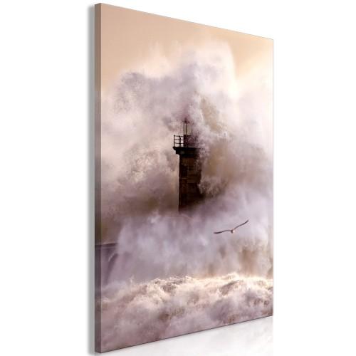 Quadro - Storm (1 Part) Vertical - Quadri e decorazioni