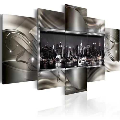 Quadro - Notte a New York III - Quadri e decorazioni