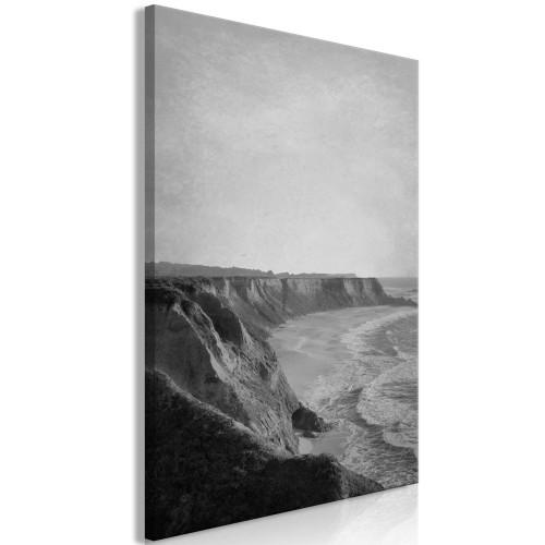 Quadro - Cliff (1 Part) Vertical - Quadri e decorazioni