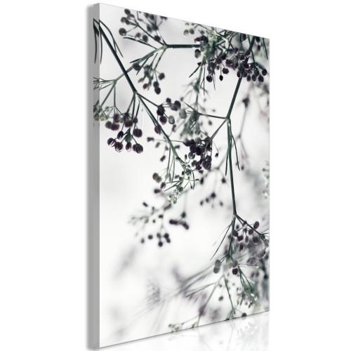 Quadro - Blooming Twigs (1 Part) Vertical - Quadri e decorazioni