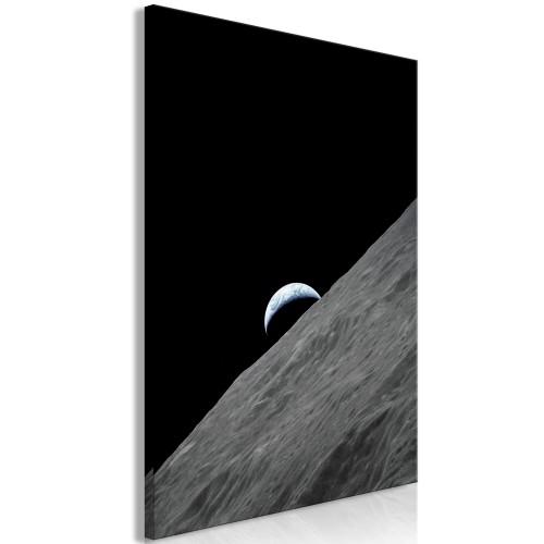 Quadro - Lonely Planet (1 Part) Vertical - Quadri e decorazioni
