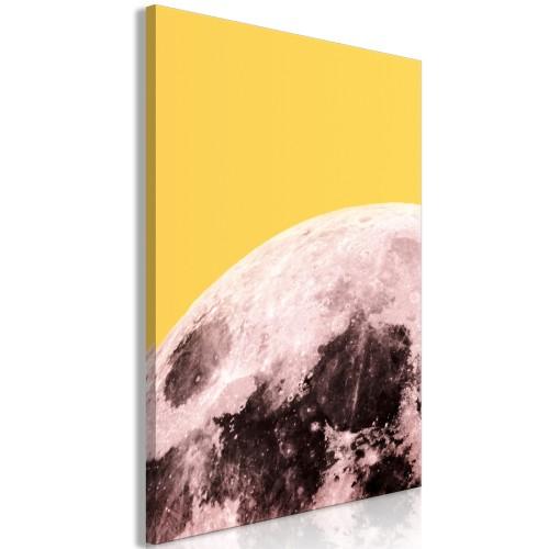 Quadro - Sunny Moon (1 Part) Vertical - Quadri e decorazioni