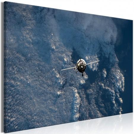 Quadro - Blue Planet (1 Part) Vertical - Quadri e decorazioni