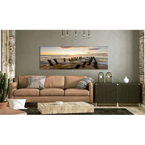 Quadro - Wooden Breakwaters - Quadri e decorazioni