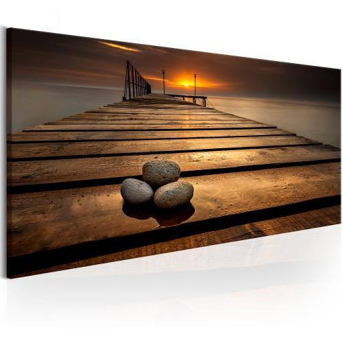 Quadro - Stones on the Pier - Quadri e decorazioni
