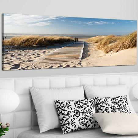 Quadro - Spiaggia selvaggia - Quadri e decorazioni