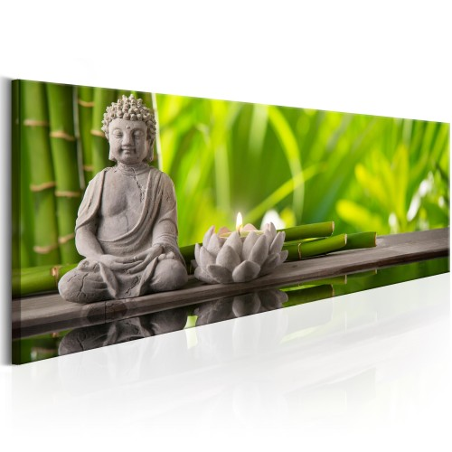 Quadro - Buddha: Meditation - Quadri e decorazioni