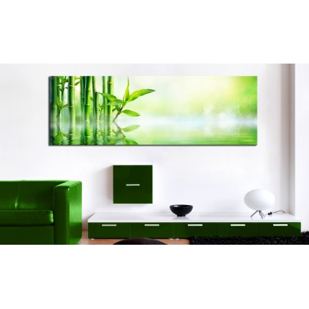 Quadro - Green Bamboo - Quadri e decorazioni