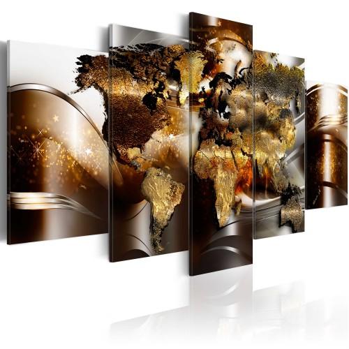 Quadro - Continenti di miele - Quadri e decorazioni