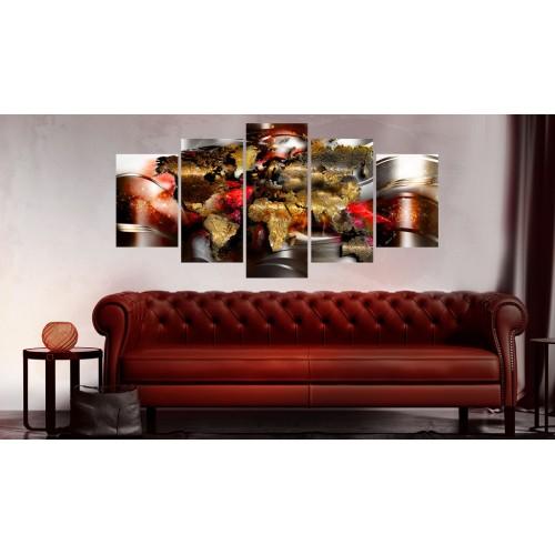 Quadro - Ruby Ribbon - Quadri e decorazioni