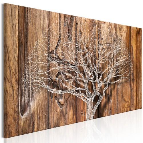 Quadro - Tree Chronicle (1 Part) Narrow - Quadri e decorazioni
