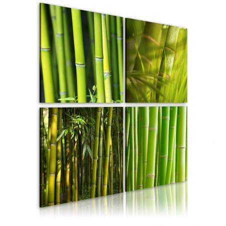 Quadro - Bambù - Quadri e decorazioni