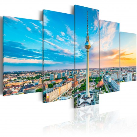 Quadro - Berlin TV Tower, Germany - Quadri e decorazioni