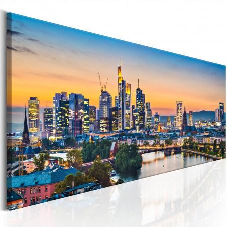 Quadro - Evening in Frankfurt - Quadri e decorazioni