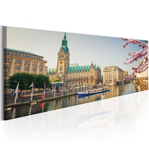 Quadro - Hamburg Town Hall - Quadri e decorazioni
