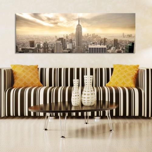Quadro - New York City among the clouds - Quadri e decorazioni