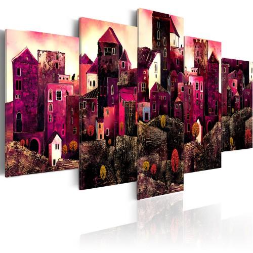 Quadro - Città dei sogni - Quadri e decorazioni