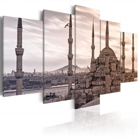Quadro - Moschea in Medio Oriente - Quadri e decorazioni