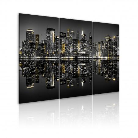 Quadro - Lampo di flash a New York - Quadri e decorazioni