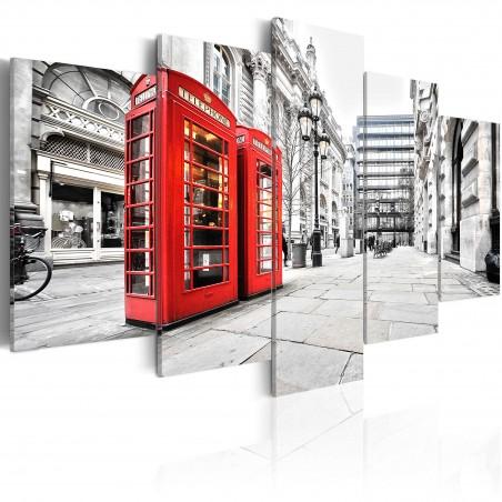 Quadro - Street of London - Quadri e decorazioni