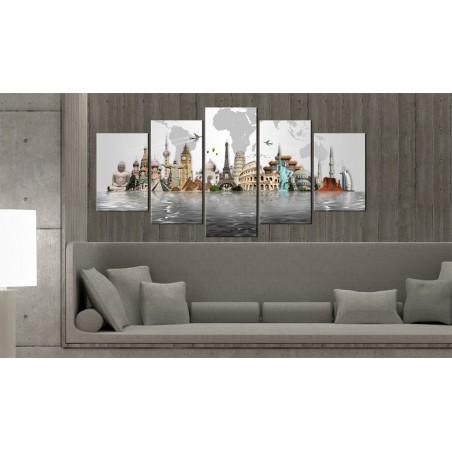 Quadro - Monumenti culturali - Quadri e decorazioni