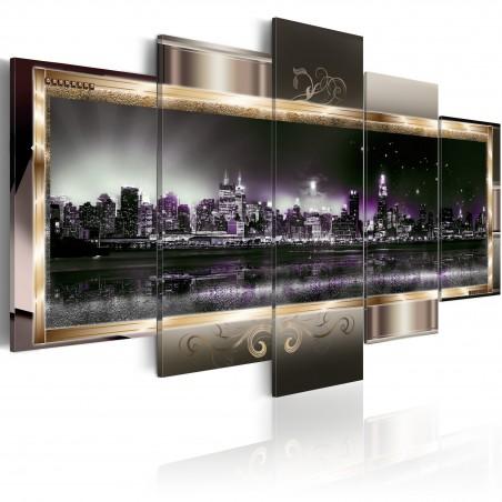 Quadro - New York: notte stellata - Quadri e decorazioni
